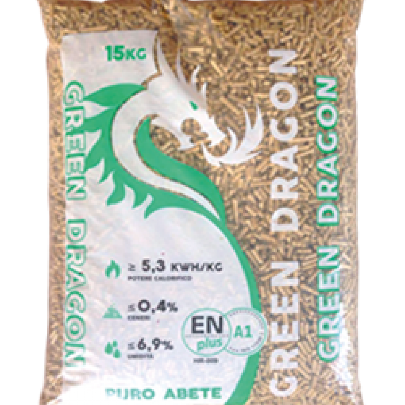 green Dragon pellet